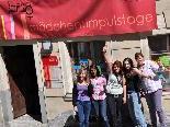 Beigesterte Besucherinnen der mädchen:impulstage 2011!