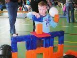 Bewegung, Spiel und Spaß beim großen Familienspielefest am kommenden Sonntag.