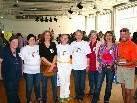 Das Organisationsteam vom Talente Tauschkreis Vorarlberg hatte alle Hände voll zu tun