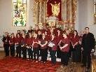 """Der Chor """"Los Amol"""" feiert sein 20 Jahr Jubiläum mit einem Festgottesdienst."""