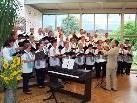 """Der Liederhort Hatlerdorf lädt zum """"120 Jahre"""" Jubiläumskonzert am 4. Juni ins Kulturhaus."""