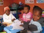 Der Reinerlös des LaufWunders 2011 kommt AIDS-Waisen in Südafrika zu Gute.
