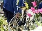 """Der """"Tag der Blasmusik"""" in Tschagguns kann nur bei guter Witterung durchgeführt werden. SYMBOLFOTO"""