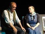 """Der Theaterverein Bizau spielt das Stück """"Bündt"""" in Wälder Mundart."""