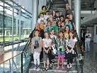 Die 3b Klasse der VS Schwarzach besuchte das Vorarlberger Medienhaus.