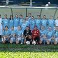 Die Damen des FC Lustenau liegen auf dem vierten Tabellenplatz.