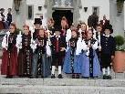Die Erstkommunikanten der Pfarrgemeinde Silbertal