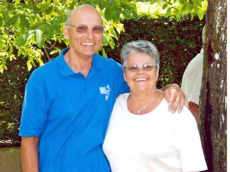 Die Familie steht für Marga und Raimund Drissner an erster Stelle.