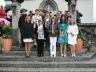 Die Firmlinge der Pfarrgemeinde Silbertal