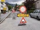 Die Franz-Michael-Felder-Straße wird neu asphaltiert