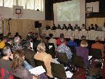 Die Informationsveranstaltung der Stadt Lindau stieß auf große Resonanz.