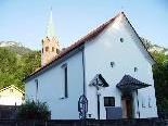 Die Kapelle St. Rochus in Hohenems-Reute.