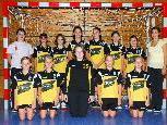 Die Mädchen (Jg. 98/99) wurden ungeschlagen Meister in der Bezirksklasse Bodensee.