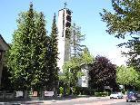 Die Pauluskirche an der Bergmanngass wurde 1965 eingeweiht.