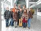 """Die """"aks Beschäftigungswerkstatt Ludesch"""" besuchte das Vorarlberger Medienhaus."""
