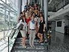 Die angehenden Verwaltungsassistentinnen und Bürokauffrauen besuchten das Medienhaus.