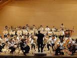 Die jungen Musiker der Musikschule Bregenzerwald überzeugten in Schwarzenberg.