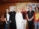 E-Qalin-Kerngruppe mit Ingrid Norer (Leiterin), Sr. Oberin Adela Giesinger, Sr. J. Nikolina Walch, Ina Rüdisser, Marion Bumberger und Gertrud Weber.