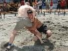 Ein absolutes Highlight ist das Beachwrestling, das am 25. Juni eine zweite Auflage erfährt.