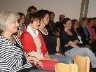"""Elternabend: Im Rahmen des Programmes """"klartext:alkohol"""" erhielten Eltern am BG Lustenau Informationen zum Thema Alkohol und -prävention."""