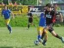 Elvis Alibabic, FC Viktoria, war für den Traumpass vor dem 1:0 zuständig.