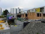 Errichtung in Öko-Bauweise