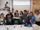 Erstmals fand an der PTS Dornbirn die Landesmeisterschaft für den Fachbereich Holz statt.
