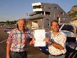 Flugschule im Test - Sportfliegergruppe Bregenz ist top für Pilotenausbildung