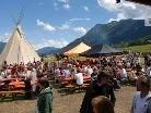 Für Countryfreunde ein Muss: Das Country-Weekend in Nenzing-Beschling.
