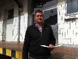 Geschäftsführer Hermann Metzler sieht in Bezau enen idealen Standort.