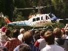 Highlights gibts beim Tag der offenen Tür bei Wucher Helicopter.