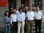 Integrationsausschuss besuchte Jüdisches Museum