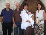 Jakob Suvak wurde in der St. Vinerkirche getauft
