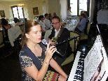 Jazz-Brunch mit Isabella Pincsek und Daniel Seyr