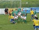 Kein Durchkommen gab es für den FCS gegen Lustenau