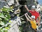 Klettergarten Rifa in Gaschurn-Partenen