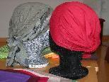 Kopfbedeckungen und Turbane