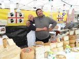 Marktfahrer aus Sardinien