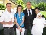 Nico Pfeiffer wurde in der Sebastianskirche getauft