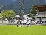 Niederlage für Golm FC Schruns 1b