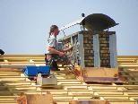 Notwendige Dach- und Kaminsanierung