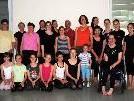 Power of Dance TänzerInnen und Stadträtin Mag. Judith Reichart
