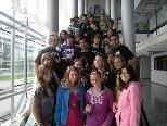 Praxisschule der PH Feldkirch auf Medienhaus-Besuch