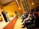 Sabine Haag betonte in der Eröffnungsrede die Wichtigkeit von Kultur in einer Stadt
