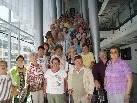 Seniorenbund Schlins zu Besuch im Medienhaus.