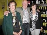 Silvia Peter, Walter Amann und Rita Willam (v.l.) wurden verabschiedet.