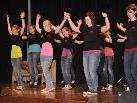 Tag der Gymnasien: Tanzeinlage des BORG Egg