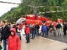 """Tausende Besucher kamen """"Hubschrauber luaga"""""""