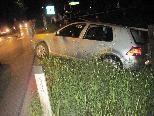 Unfallwagen in Ludesch
