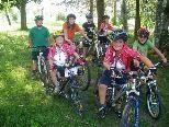 Unsere Mountainbike Jugend beim Training